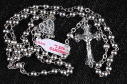 Sterling Rosaries